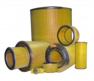 Виды фильтров для спецтехники